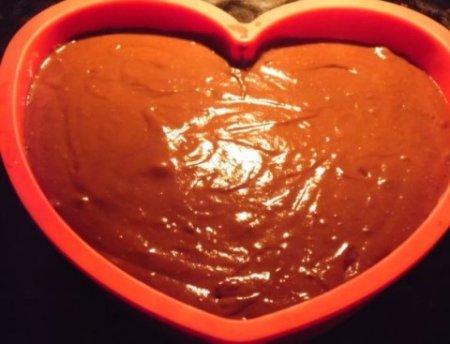 Влажный шоколадный торт-пирожное