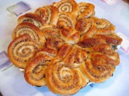 Пирог Бабушкина салфетка.