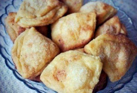 Печенье «Творожные конвертики