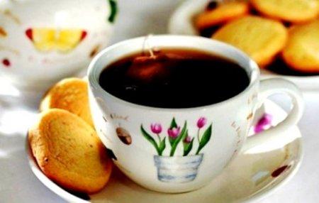Печенье к чаю за 15 минут.