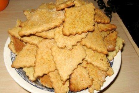 Печенье без молока