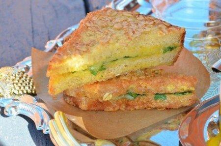 Бутерброды Хрустящие для завтрака