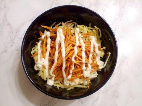 салат валерия рецепт с корейской морковкой рецепт
