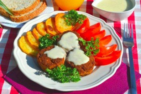 котлеты из рыбы и моркови рецепты