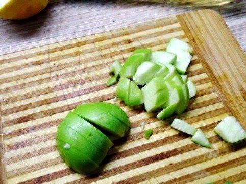"""""""Простой зеленый салат"""":"""