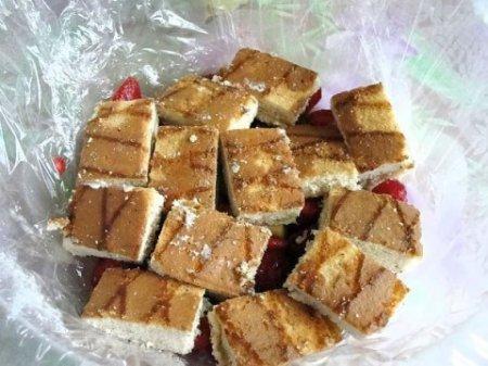 Тортик на десерт - быстрый и вкусный!