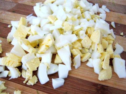 салат желтый рецепт с фото