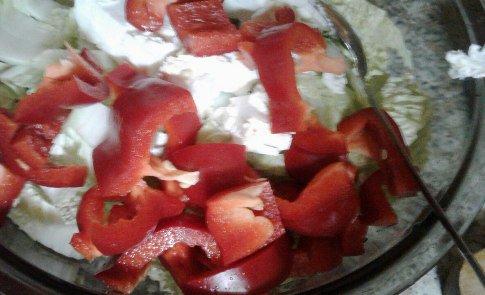 Рецепты салатов с крабовыми палочками и пекинской капусты рецепт с