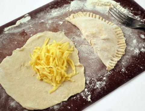 Лепешки жареные на сковороде в масле