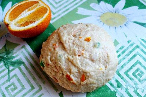 Куличи с апельсиновым вкусом.
