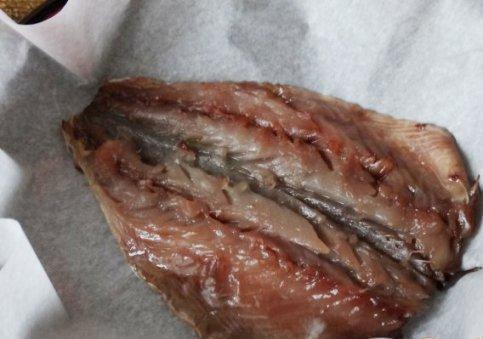 запеченная скумбрия под шубой