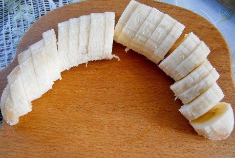 Клубнично-банановый сорбет