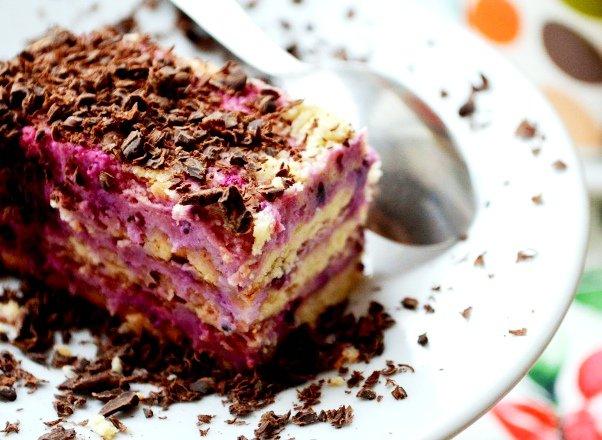 Десерт из печенья»>